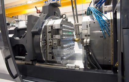 Large series machining
